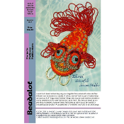 Edward Scissorfish Bead Embroidery Pattern