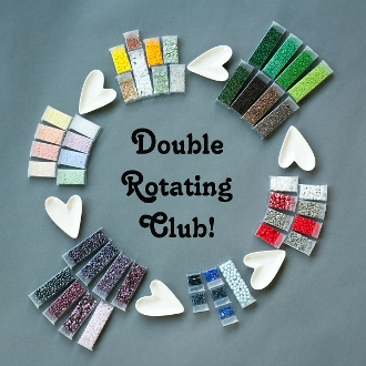 Double Rotating Beads of the Month Club